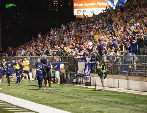 Austin's Professional Soccer Team – The Austin Aztex